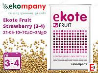Добриво Ekote Fruit Strawberry (3-4 місяці) 6125FF, 25kg