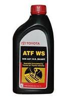 Масло ATF WS 00289-ATFWS Toyota 1л трансмиссионное синтетическое, фото 1