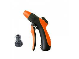 Пистолет-распылитель Sturm 3015-01-1F, с регулировкой потока воды