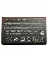 Аккумулятор 100% оригинал Microsoft BV-5J Microsoft 425/ 432 1560 mAh
