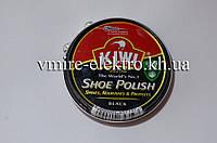 Крем для обуви черный Kiwi shoe polish 50 мл