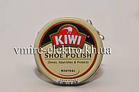 Крем для обуви бесцветный Kiwi shoe polish 50 мл