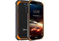 Защищенный смартфон Doogee s40 2/16gb Black/Orange MediaTek MT6739 4650 мАч, фото 2