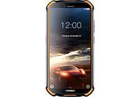 Защищенный смартфон Doogee s40 2/16gb Black/Orange MediaTek MT6739 4650 мАч, фото 3