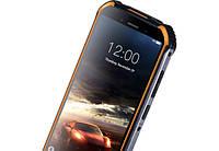 Защищенный смартфон Doogee s40 2/16gb Black/Orange MediaTek MT6739 4650 мАч, фото 4