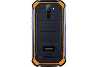 Защищенный смартфон Doogee s40 2/16gb Black/Orange MediaTek MT6739 4650 мАч, фото 5