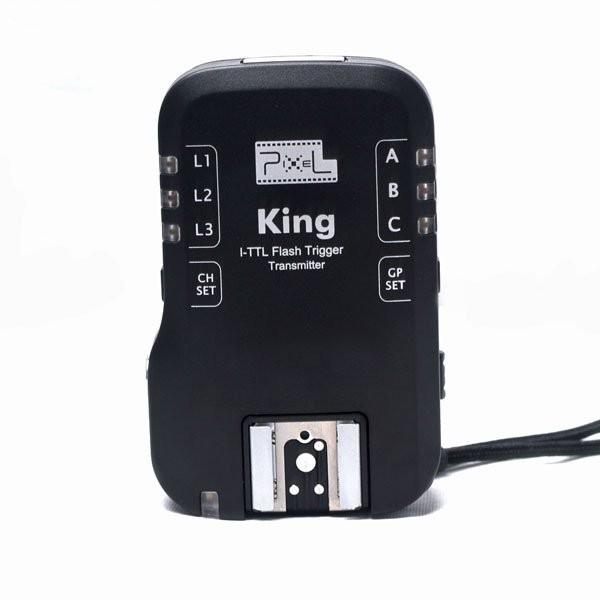 Радиосинхронизатор вспышек Pixel King Nikon (дополнительный приемник)