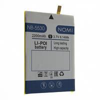 Аккумулятор 100% оригинал Nomi NB-5530