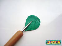 Инструмент для лепки,точек,художественных работ доттинг дотс - 1 шт.