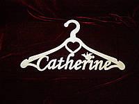 Вешалка Catherine ( 45 х 24 см), декор