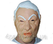 Маска Ельцин (латексная) 240216-150