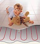 Як виглядає пристрій схеми підлоги під плитку