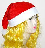 Колпак Деда Мороза Красный классический 040316-014