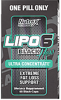 Nutrex     Lipo 6 black hers Ultra Concentrate 60 шт. / 30 servings