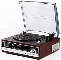 Проигрыватель виниловых дисков CAMRY CR 1113 Brązowy