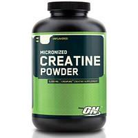 Optimum Nutrition  Creatine Powder 600g / 120 servings