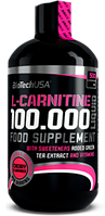 BioTech LCarnitine 100.000 Liquid 500 мл / 50 servings