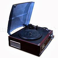 Проигрыватель виниловых дисков CAMRY CR 1114 Brązowy