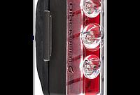 Фара задн. Blackburn Dayblazer 125, 125люм/4реж (черный)