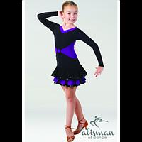 Платье для танцев латина Talisman № 488