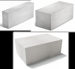 Газобетон (газоблок) UDK Block-400 600*200мм