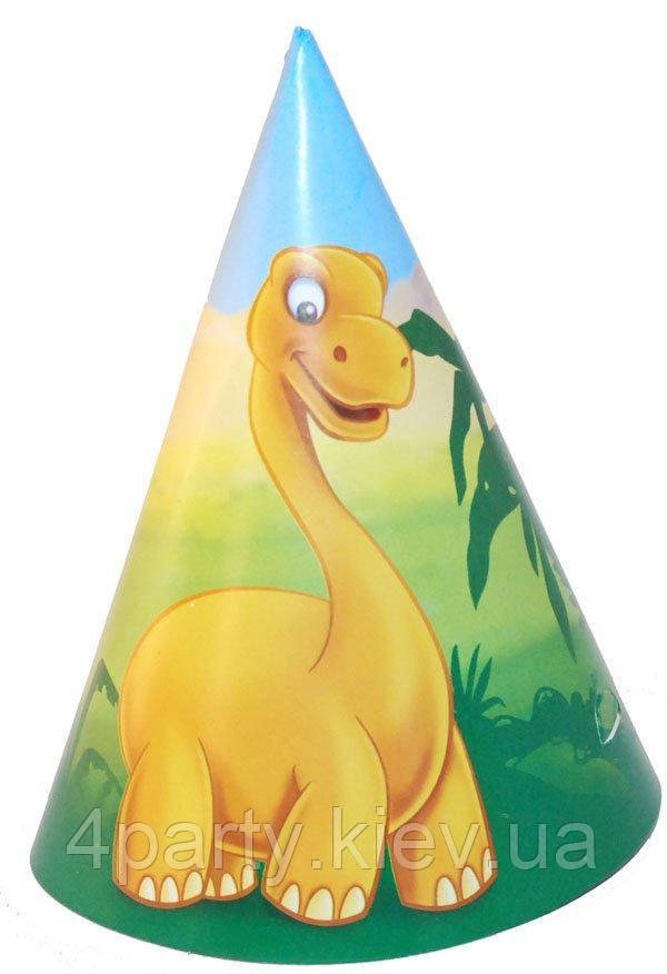 Набор колпаков Динозаврики 1501-1282