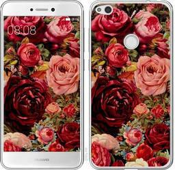 """Чехол на P8 Lite (2017) Цветущие розы """"2701c-777-328"""""""