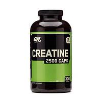 Optimum Nutrition, Креатин Creatine 2500 Caps, 300 капсул