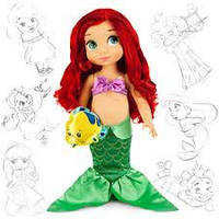 Кукла Ариэль русалочка Дисней Аниматор Disney Animators Ariel
