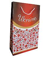 Подарочный пакет 28*16.5 см Колорит KD000455-7 (Подарочные пакеты)