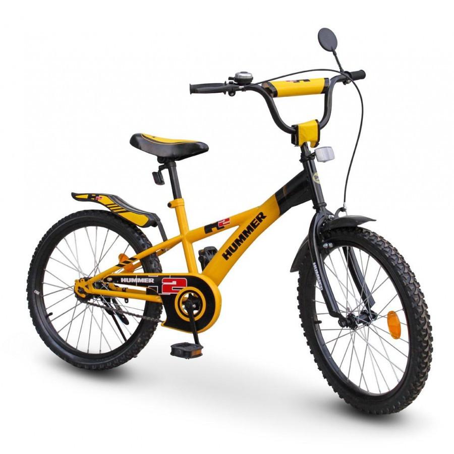 """Велосипед детский Hummer Хамер 18"""" дюймов 112002"""