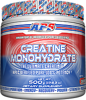 APS Nutrition  CREATINE MONOHYDRATE 500g / 100 servings