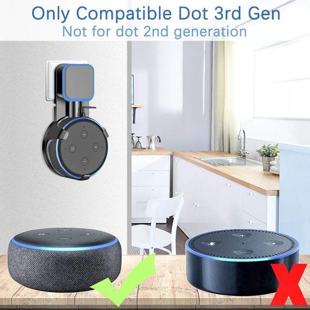 Подставка - держатель Homder для смарт-колонки Echo Dot 3-го поколения