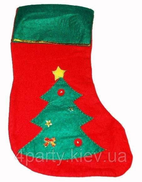 Носок для подарка Новогодний 040316-067