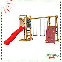 Детская площадка и горкой Sportbaby-6