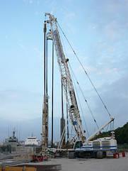 Установка для осуществления выемки грунта гидрофрезерным способом Soilmec Cougar SC-135