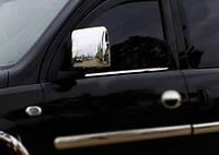 OPEL COMBO Накладки на зеркала (Abs хром.) 2 шт.