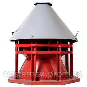 Вентилятор крышный ВКР №5, фото 2