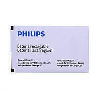 Аккумулятор 100% оригинал Philips X325 A20ZDX/ 3ZP