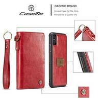 a8d892b8de1b Кожаный чехол-книжка CaseMe Qin Series Wrist Strap Wallet Style со  встроенным магнитом на iPhone