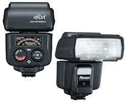 Вспышка Nissin i60 A для Nikon