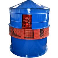 Вентилятор крышный ВКР №12,5