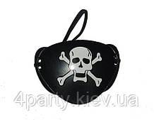 Повязка пирата Роджер (детская) 020316-098