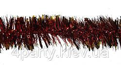 Мишура новогодняя 5 см. 040316-050