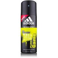 Adidas Pure Game дезодорант спрей, 150 мл