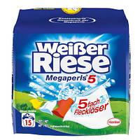 Weisser Riese порошок для стирки концентр. (15 стирок), 1 кг
