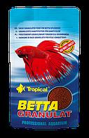 Сухой корм для петушков Tropical Betta Granulat, 10g