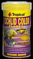 Сухой корм Tropical Cichlid  Color для цихлид 77153, 100ml/20g