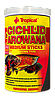 Сухой корм Tropical Cichlid&Arowana  Medium Sticks для цихлид, 250ml/90g