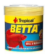 Сухой корм для петушков Tropical Betta 77062, 50ml/15g